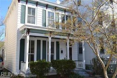 Portsmouth Single Family Home New Listing: 602 North St