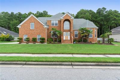 Virginia Beach VA Single Family Home New Listing: $515,000
