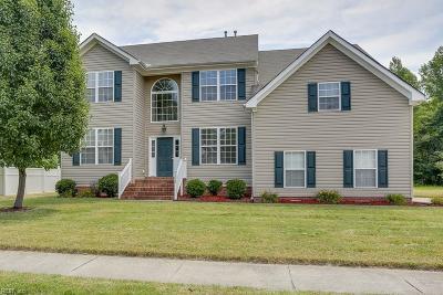 Chesapeake Single Family Home New Listing: 1913 Twilight Arch