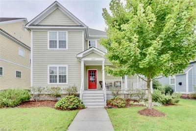 Chesapeake Single Family Home New Listing: 3232 Conservancy Dr