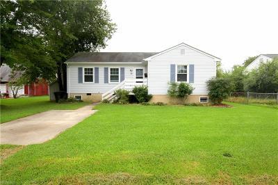 Hampton Single Family Home New Listing: 32 W Preston St