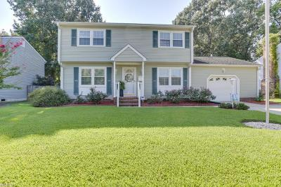 Hampton Single Family Home New Listing: 10 Margaret Dr