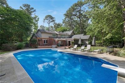 Virginia Beach VA Single Family Home New Listing: $665,000