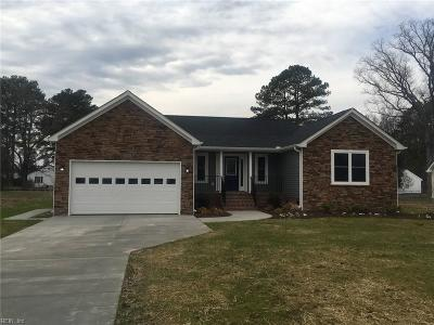 Suffolk Single Family Home New Listing: 1207 Kansas St