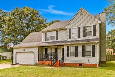 Chesapeake Single Family Home New Listing: 700 Johnstown Rd