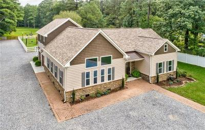 Virginia Beach VA Single Family Home New Listing: $750,000