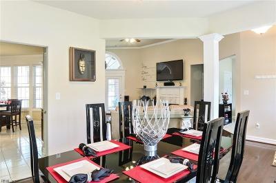 Chesapeake Single Family Home New Listing: 908 Brice Ct