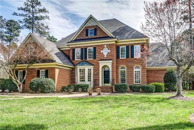 Williamsburg Single Family Home New Listing: 3008 John Vaughan Rd