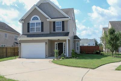 Virginia Beach VA Single Family Home New Listing: $360,000