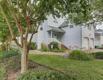 Hampton Single Family Home For Sale: 24 Channel Ln