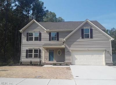 Suffolk Single Family Home New Listing: 247 Patriots Walke Dr