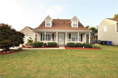 Suffolk Single Family Home New Listing: 235 Jonathans Way