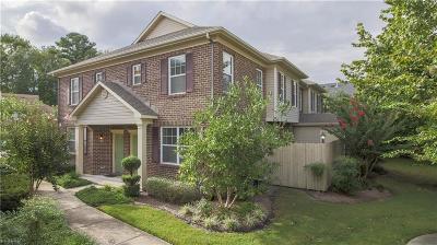 Chesapeake Single Family Home New Listing: 323 Holyoke Ln