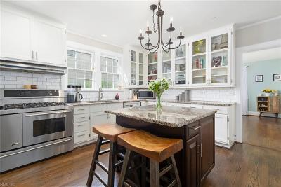 Norfolk Single Family Home For Sale: 5106 Studeley Ave
