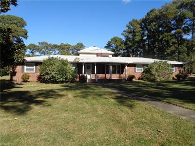Single Family Home For Sale: 2008 Ridge End Rd