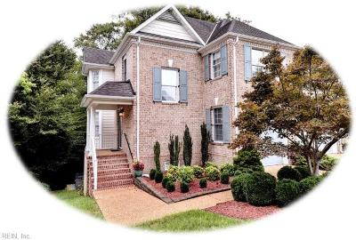 Williamsburg Single Family Home New Listing: 109 Brockton
