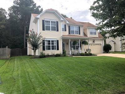Virginia Beach VA Single Family Home New Listing: $438,500