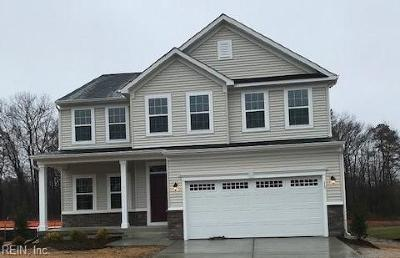 Hampton Single Family Home Under Contract: 13 Waterfowl Cv
