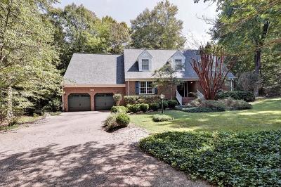 Williamsburg Single Family Home New Listing: 108 Westminster Pl
