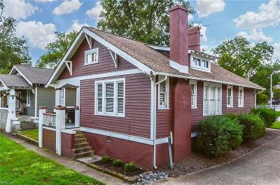 Suffolk Single Family Home New Listing: 7 College Ct