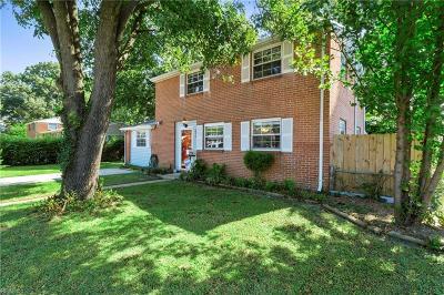 Hampton Single Family Home New Listing: 2010 Winfree Rd
