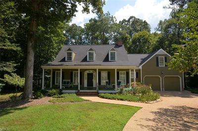 Williamsburg Single Family Home New Listing: 111 Aberdeen