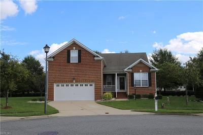Chesapeake Single Family Home New Listing: 501 Renaissance Ct