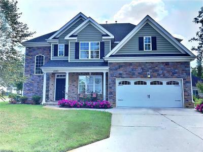 Chesapeake Single Family Home New Listing: 1203 Bonnie View Arch