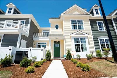 Williamsburg Single Family Home Under Contract: 709 Promenade Ln
