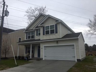 Chesapeake Single Family Home New Listing: 1240 Richwood Ave