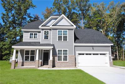 Chesapeake Single Family Home New Listing: Mm Dogwood V