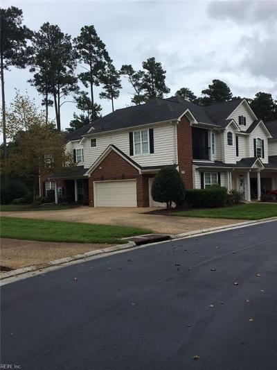 Virginia Beach Single Family Home Under Contract: 3423 Robins Nest Arch