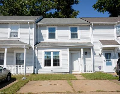 Virginia Beach Residential Under Contract: 5622 Baccalaureate Dr