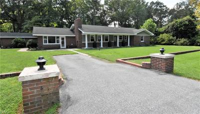Virginia Beach VA Single Family Home New Listing: $369,900
