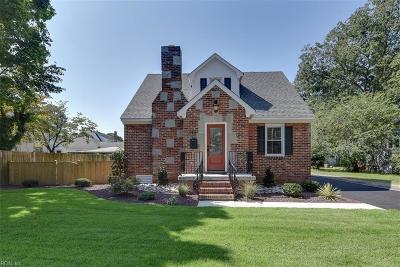 Hampton Single Family Home Under Contract: 37 Apple Ave