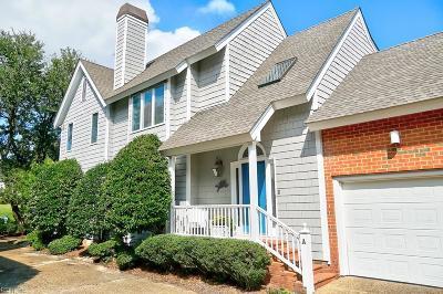 Virginia Beach Single Family Home For Sale: 206 50th St #A