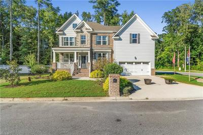 Chesapeake Single Family Home For Sale: 1204 Bonnie View Arch
