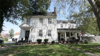 Portsmouth Multi Family Home Under Contract: 426 Rockbridge Rd
