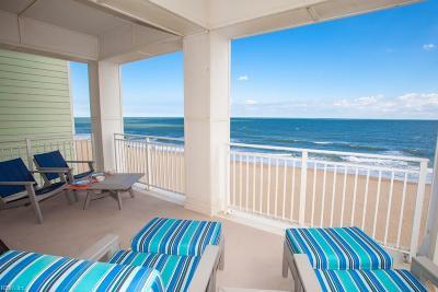 Sandbridge Beach Single Family Home For Sale: 3700 Sandpiper Rd #303