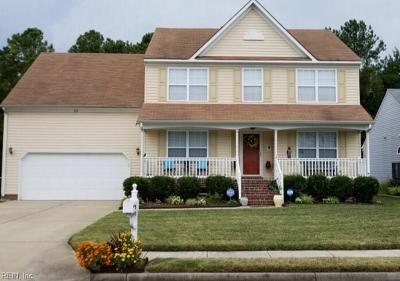 Hampton Single Family Home For Sale: 20 Pelican Shores Dr