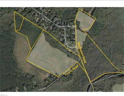 Chesapeake Residential Lots & Land For Sale: 2628 Pocaty Rd, Margaret Dr