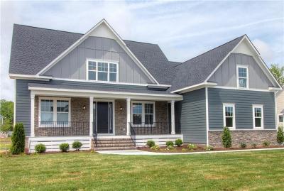 Virginia Beach Single Family Home For Sale: 2237 Chamberino Dr