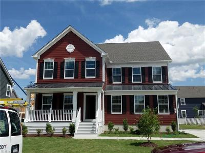 Single Family Home Under Contract: 825 Corcormant Ln