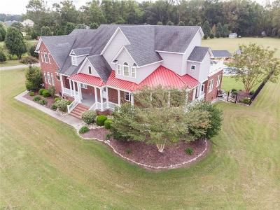 Virginia Beach Single Family Home For Sale: 3149 Mansfield Ln