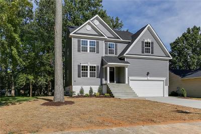 Hampton Single Family Home For Sale: 5 Glen Forest Dr