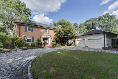 Norfolk Single Family Home Under Contract: 5203 Studeley Ave