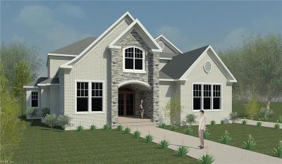Virginia Beach Single Family Home Under Contract: 4865 Blackwater Rd