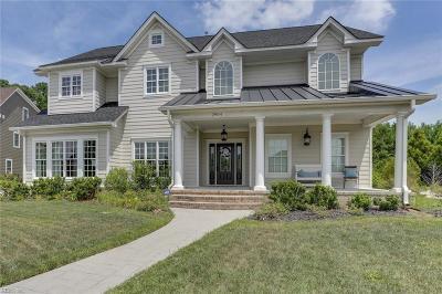 Virginia Beach Single Family Home For Sale: 2904 Camarillo Ln