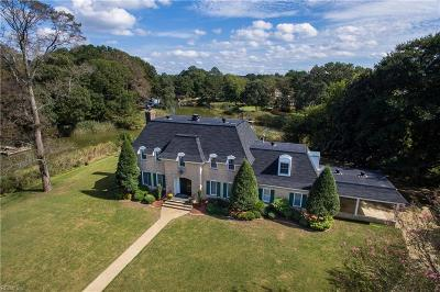 Single Family Home For Sale: 3800 Woodmoor Ct
