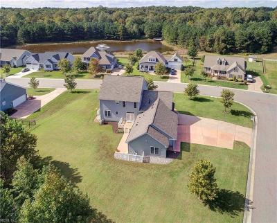 Williamsburg Single Family Home For Sale: 308 Marks Pond Way